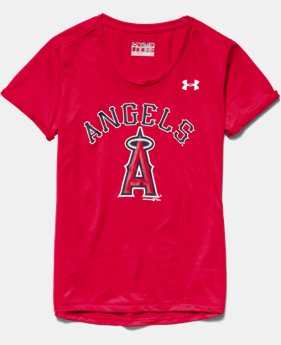 Girls' Los Angeles Angels UA Tech™ T-Shirt