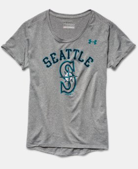 Girls' Seattle Mariners UA Tech™ T-Shirt