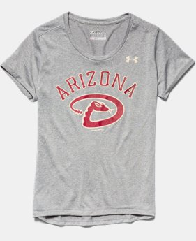 Girls' Arizona Diamondbacks UA Tech™ T-Shirt