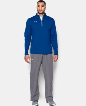 Men's UA Grind ¼ Zip  3  Colors Available $54.99