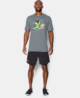 Men's UA Greed For Speed T-Shirt  1 Color $22.99