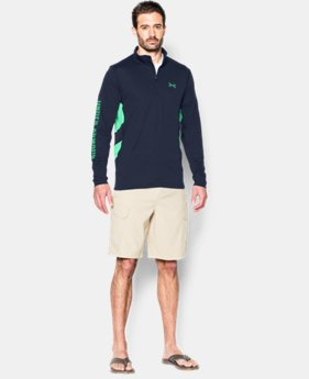 Men's UA Fish Hunter Tech ¼ Zip