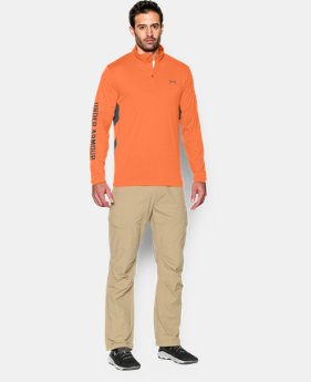 Men's UA Fish Hunter Tech ¼ Zip  1 Color $44.99