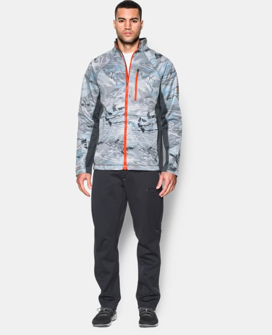 New Arrival Men's UA Baitrunner Jacket LIMITED TIME: FREE U.S. SHIPPING 1 Color $149.99