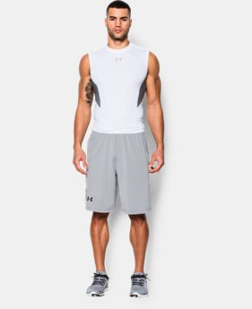 Men's UA CoolSwitch Sleeveless Compression Shirt  3 Colors $34.99