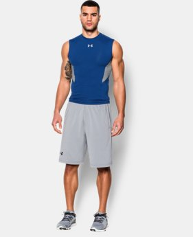 Men's UA CoolSwitch Sleeveless Compression Shirt  3 Colors $26.99