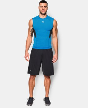 Men's UA CoolSwitch Sleeveless Compression Shirt  1 Color $22.49 to $29.99
