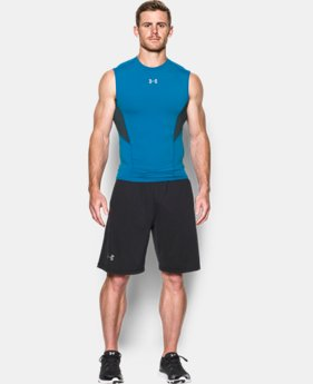 Men's UA CoolSwitch Sleeveless Compression Shirt LIMITED TIME: FREE U.S. SHIPPING 1 Color $20.24 to $26.99