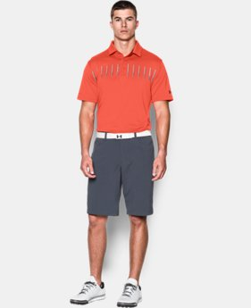 Men's UA coldblack® Screws Polo  1 Color $69.99