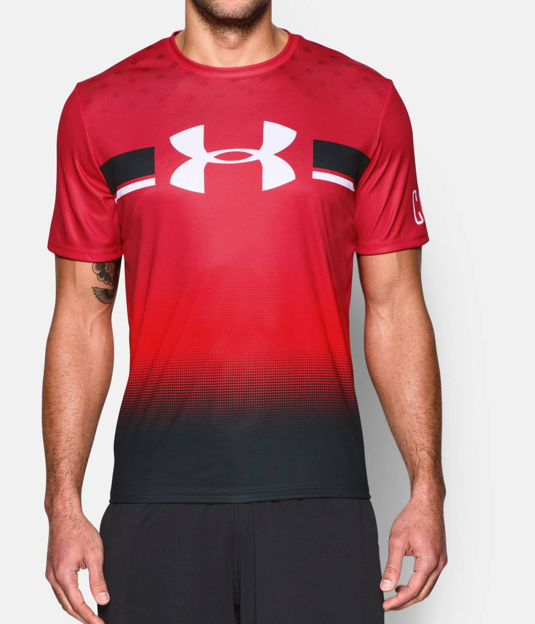 Under Armour Locker T-Shirt Tee Men's UA Short Sleeve Jersey Tshirt Sold by American Living Online. $ Under Armour Men's Golf Fitted Mock Top White/Steel S. Sold by proozyoutlet an eBay Marketplace seller. $ Under Armour New Under Armour Storm Fleece Digi Camo Hoodie Gray Men's XL $