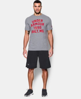 Men's UA 20th Collegiate Balt MD T-Shirt