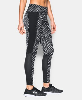 Women's UA Fly-By Printed Run   $44.99