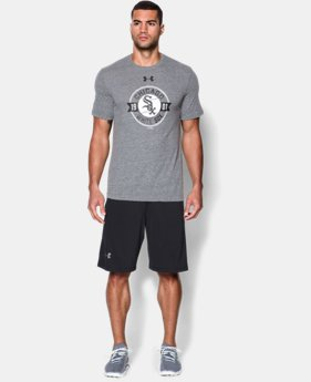 New to Outlet Men's Chicago White Sox Charged Cotton® Tri-Blend T-Shirt  1 Color $26.99