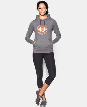 Women's San Francisco Giants UA French Terry Hoodie