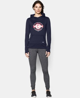 Women's Cleveland Indians UA French Terry Hoodie