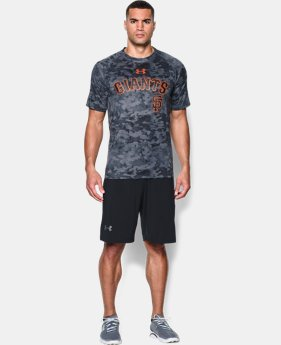 Men's San Francisco Giants UA Tech™ T-Shirt