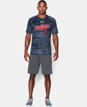 Men's Cleveland Indians UA Tech™ T-Shirt LIMITED TIME: FREE U.S. SHIPPING  $44.99
