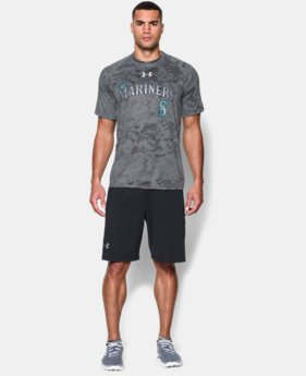 Men's Seattle Mariners UA Tech™ T-Shirt LIMITED TIME: FREE U.S. SHIPPING 1 Color $44.99