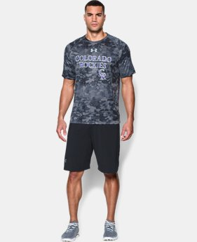 Men's Colorado Rockies UA Tech™ T-Shirt