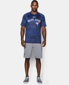 Men's Toronto Blue Jays UA Tech™ T-Shirt LIMITED TIME: FREE U.S. SHIPPING  $33.99