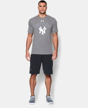 Men's New York Yankees Retro Charged Cotton® Tri-Blend T-Shirt
