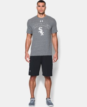 Men's Chicago White Sox Retro Charged Cotton® Tri-Blend T-Shirt