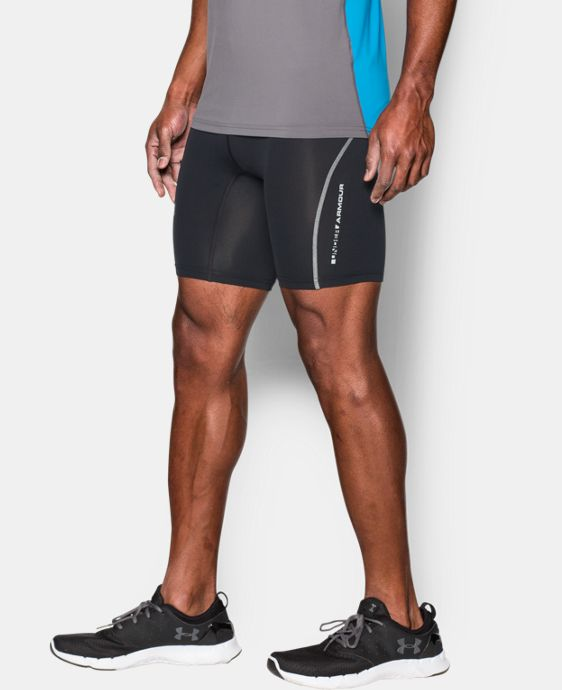 Men's UA CoolSwitch Run Compression Shorts LIMITED TIME: FREE SHIPPING 1 Color $48.99