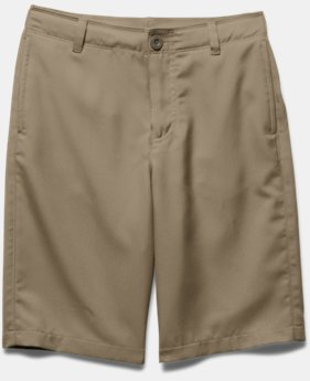 Boys' UA Medal Play Shorts