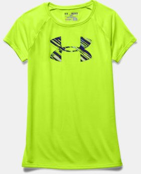 Girls' UA Big Logo T-Shirt