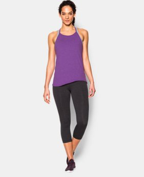 Women's UA Studio Flowy Tank   $35.99 to $44.99