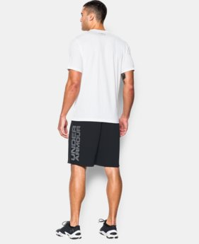 New Arrival  Men's UA Tech™ Graphic Shorts LIMITED TIME: FREE SHIPPING  $29.99