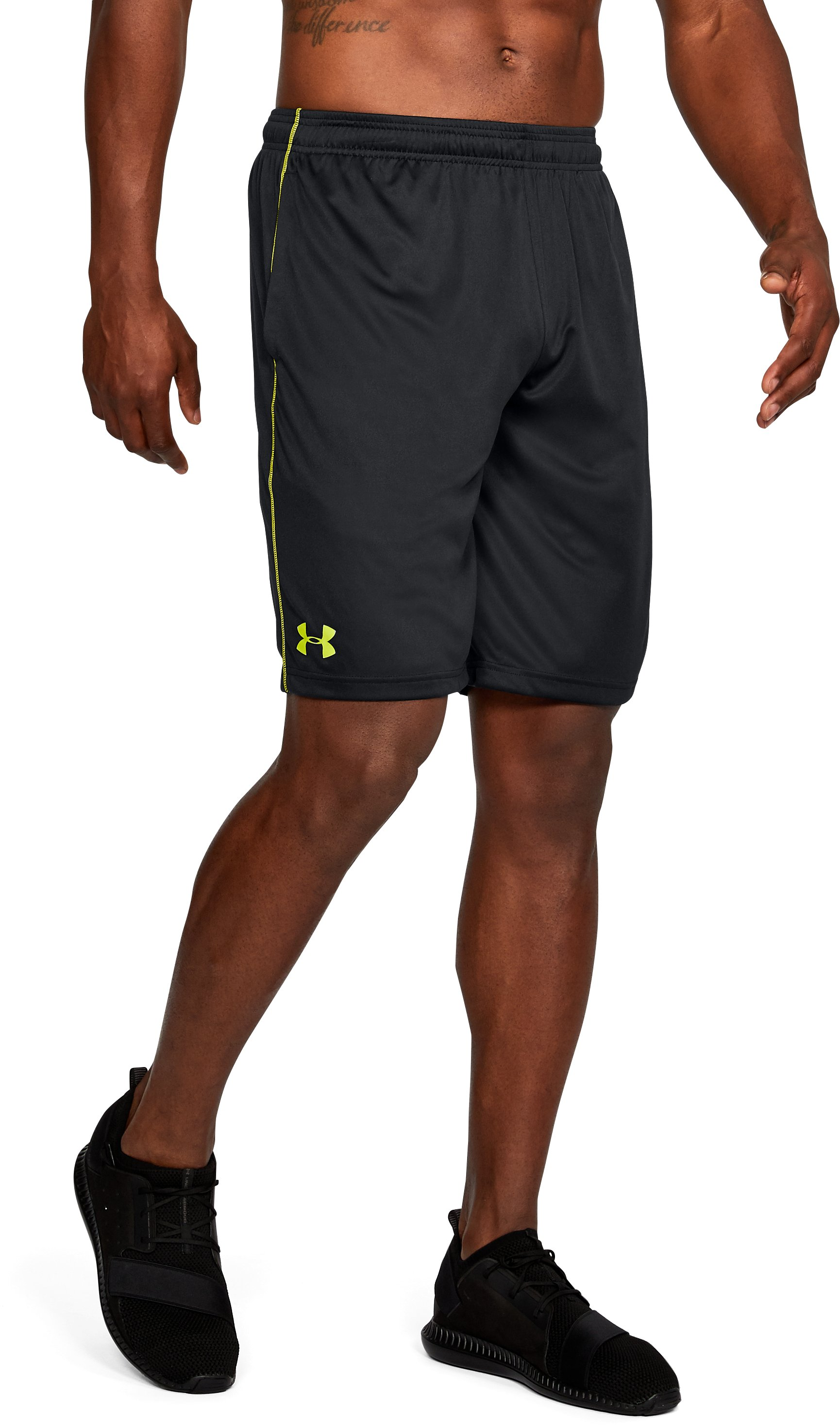Men's UA Tech™ Graphic Shorts, Black