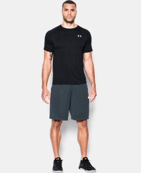 Men's UA Tech™ Graphic Shorts LIMITED TIME: FREE U.S. SHIPPING 1 Color $18.99