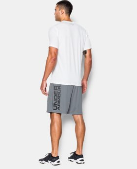 New Arrival  Men's UA Tech™ Graphic Shorts  2 Colors $29.99