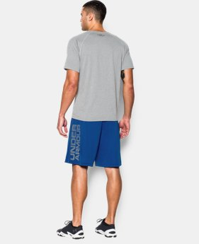 Best Seller  Men's UA Tech™ Graphic Shorts  5 Colors $29.99
