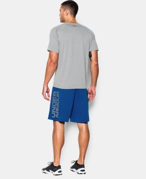 Best Seller  Men's UA Tech™ Graphic Shorts LIMITED TIME: FREE SHIPPING 5 Colors $29.99