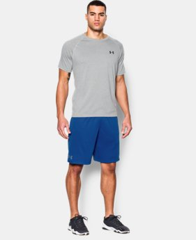 Best Seller  Men's UA Tech™ Graphic Shorts  6 Colors $29.99