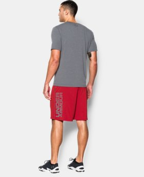 New Arrival Men's UA Tech™ Graphic Shorts LIMITED TIME: FREE SHIPPING 1 Color $24.99