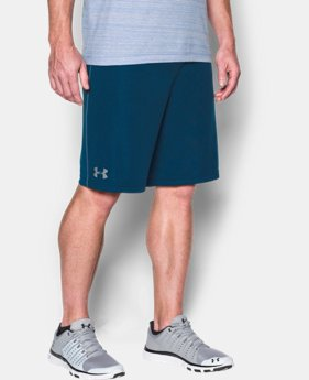 Under Armour UA Tech Graphic Mens Shorts (Blackout Navy)