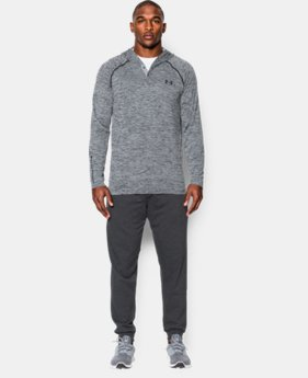 Men's UA Tech™ Popover Hoodie EXTENDED SIZES 5 Colors $33.99