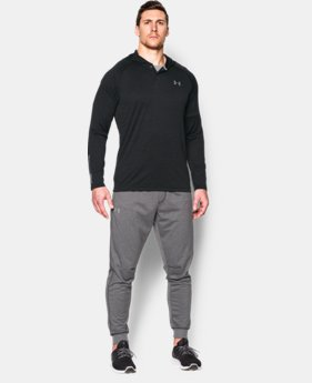 New Arrival  Men's UA Tech™ Popover Hoodie  1 Color $37.99 to $49.99