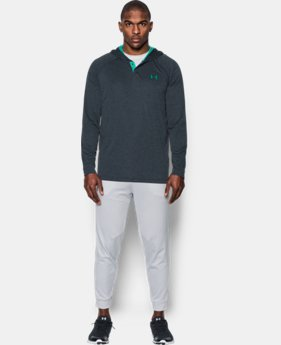 Best Seller Men's UA Tech™ Popover Hoodie LIMITED TIME: FREE SHIPPING 4 Colors $44.99
