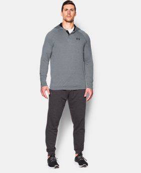 New Arrival  Men's UA Tech™ Popover Hoodie LIMITED TIME: FREE SHIPPING  $37.99 to $49.99