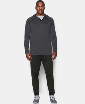 Men's UA Tech™ Popover Hoodie LIMITED TIME OFFER + FREE U.S. SHIPPING 15 Colors $33.74