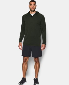 Men's UA Tech™ Popover Hoodie LIMITED TIME OFFER + FREE U.S. SHIPPING 2 Colors $33.74
