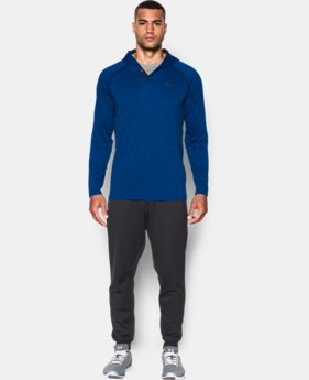 Best Seller Men's UA Tech™ Popover Hoodie LIMITED TIME: FREE SHIPPING 12 Colors $44.99