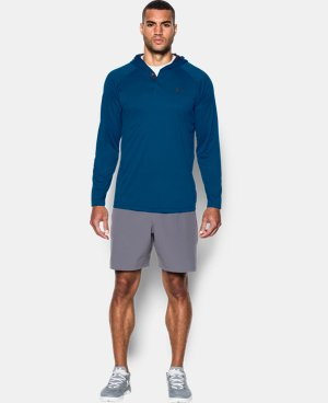 New to Outlet Men's UA Tech™ Popover Hoodie  1 Color $33.99