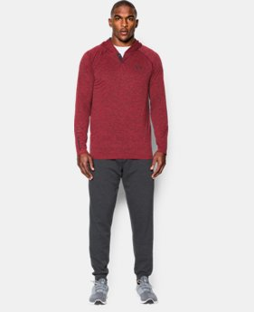 Men's UA Tech™ Popover Hoodie  1 Color $37.49