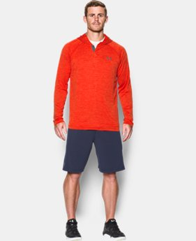 Best Seller Men's UA Tech™ Popover Hoodie  1 Color $44.99