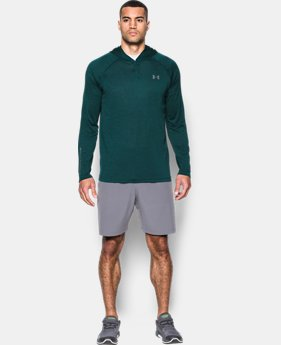 Best Seller Men's UA Tech™ Popover Hoodie  2 Colors $33.99 to $44.99